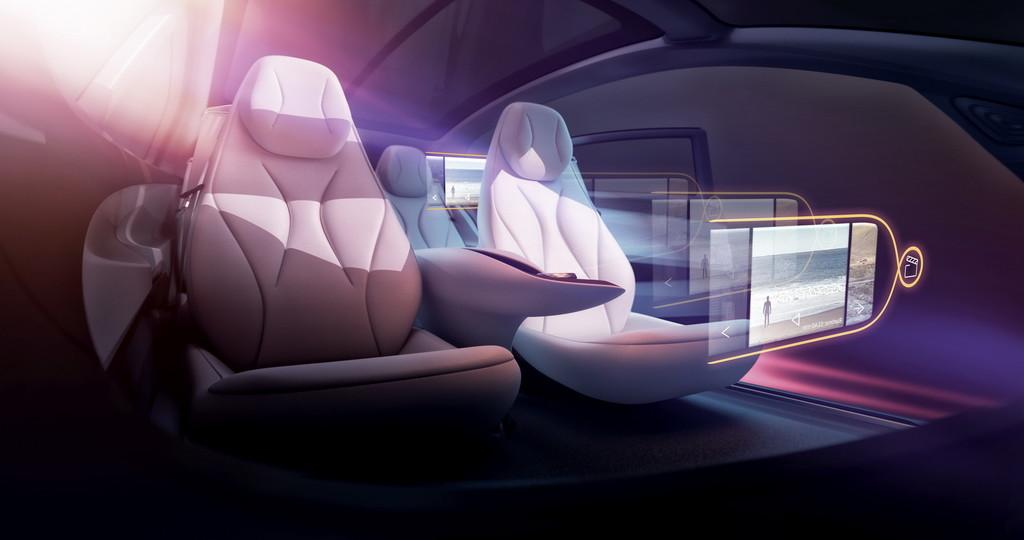 VW vizino 2018 ID concepto