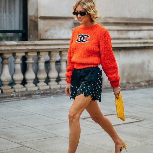 El street style lo tiene claro: el jersey favorito de la temporada lo firma Chanel