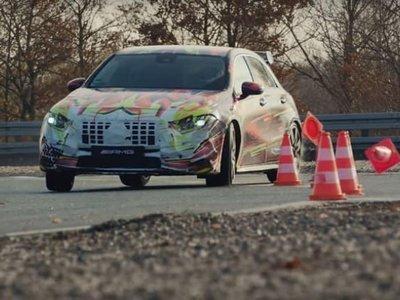 Confirmado: Los Mercedes AMG A 45, CLA 45 y GLA 45 tendrán 420 hp
