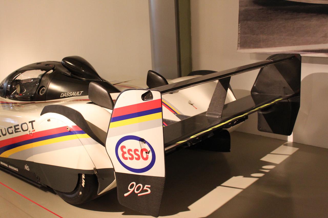 Foto de Museo 24 horas de Le Mans (242/246)