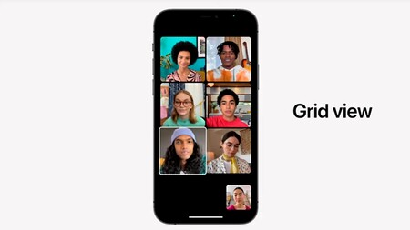 Facetime Grid Video