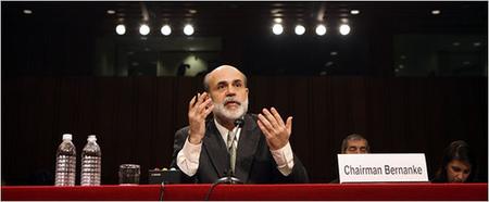 """Ben Bernanke: """"El fin de la crisis se acerca"""""""