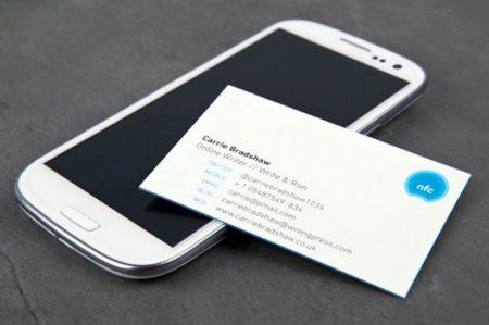 Moo NFC cards