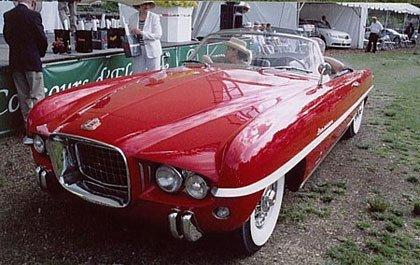 Dodge Firearrow