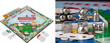 Monopoly de Hello Kitty