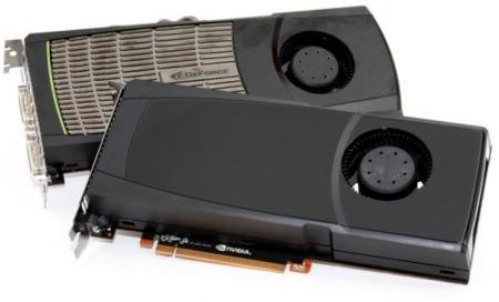 NVidia GTX 480 470
