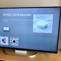La App de la WWDC 2018 en tvOS ya está lista para la keynote del lunes