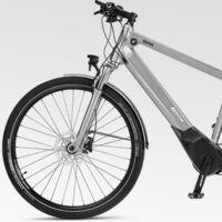 BMW Active Hybrid: la bicicleta eléctrica monta una nueva batería de 600 Wh para superar los 100 km de autonomía