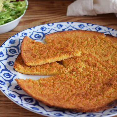 Receta de farinata genovesa o fainá: cómo preparar la mejor tarta salada de garbanzos al estilo tradicional