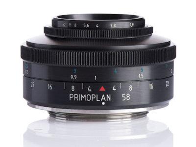 Meyer Optik Primoplan 58 mm f1,9: Otro objetivo clásico recuperado del pasado