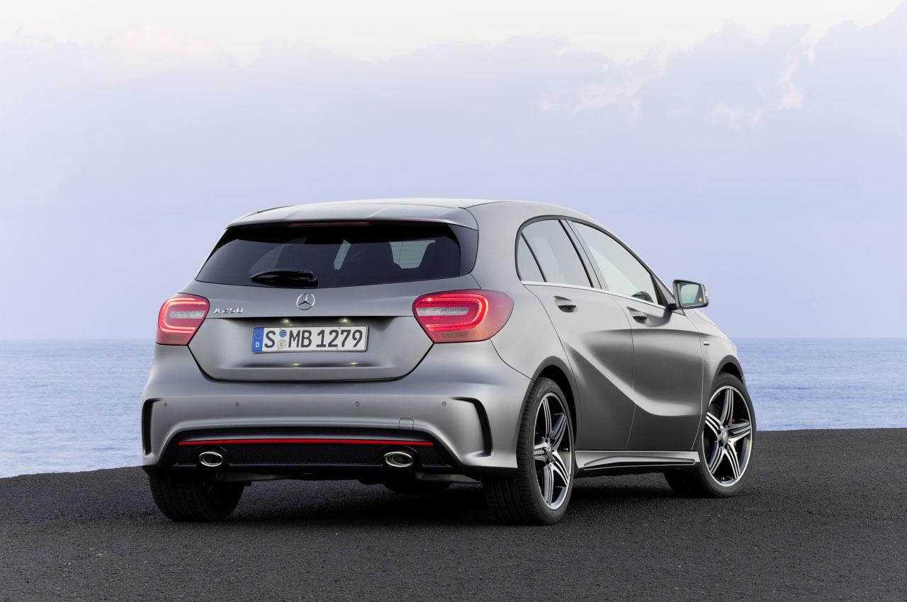 Foto de Mercedes-Benz Clase A 2012 (45/67)