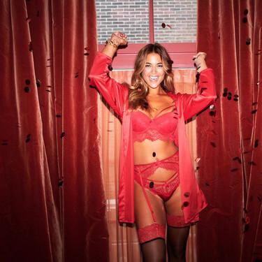 Lencería roja en Nochevieja y pijama en la mañana de Navidad: la nueva colección de Hunkemöller nos tiene cubiertas todas las fiestas