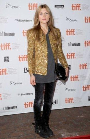 Clemence Poesy, Festival de Cine de Toronto