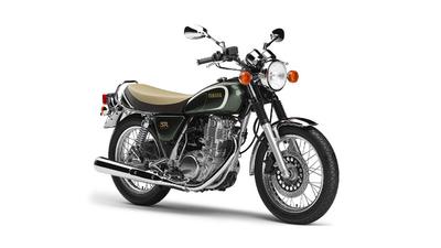 Yamaha SR 400 35 aniversario, la verás pero no la catarás