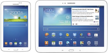 Precios Samsung Galaxy Tab 3 y Sony Xperia Tablet Z con Orange