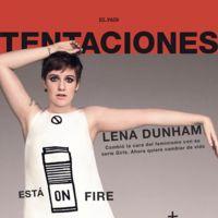Lena Dunham en la portada de Tentaciones (El País), el photoshop y la contrarréplica, ¡todo uno!