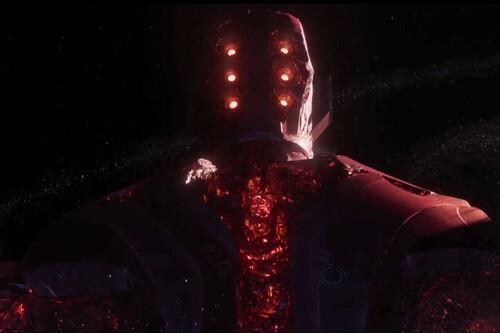 'Eternals': quiénes son esos gigantescos seres cósmicos que aparecen en el tráiler. Y no, ninguno de ellos es Galactus