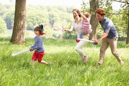 ¿Están vuestros hijos más activos en verano? La pregunta de la semana