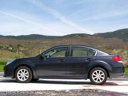 Subaru Legacy 2010, presentación en Madrid (parte 2)