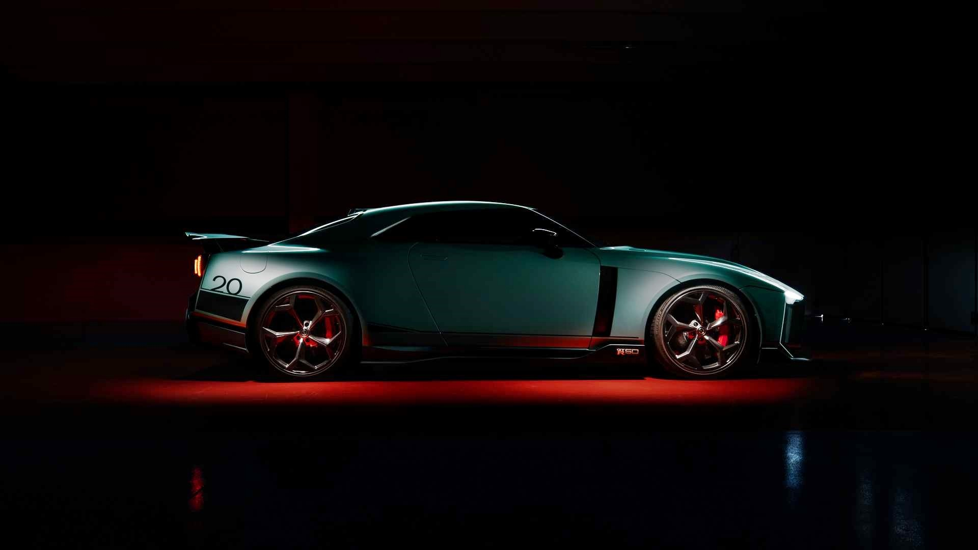 Foto de Nissan GT-R50 Italdesign 2020 (9/10)