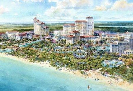Baha Mar, un proyecto de resort de lujo 100% chino pensado para chinos