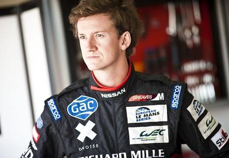 Lucas Ordóñez pilotará el DeltaWing en Petit Le Mans