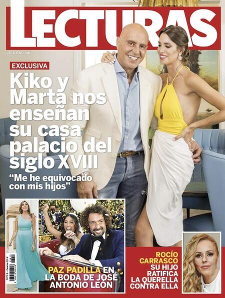 Kiko Matamoros y Marta López Álamo