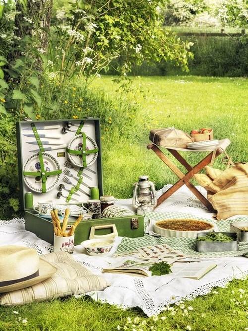 ¿Hacemos un picnic? 7 ideas para el picnic perfecto