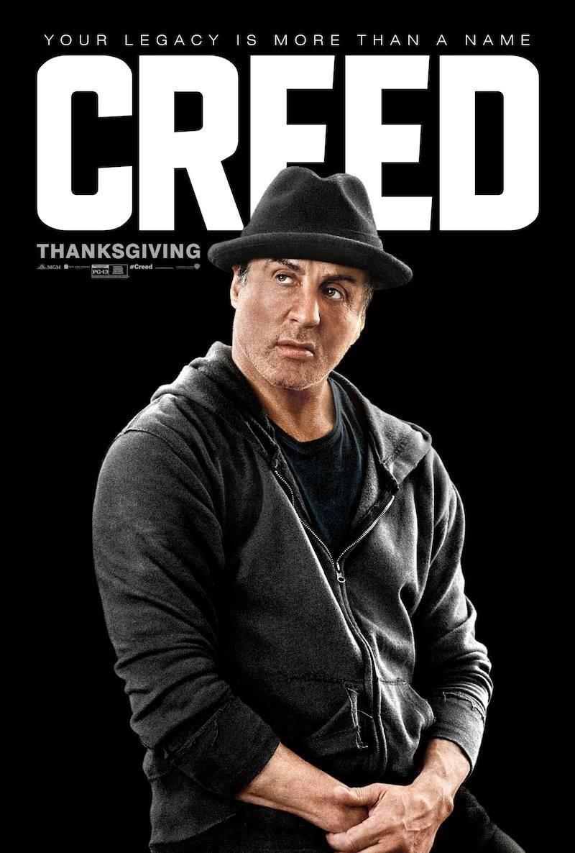 Foto de 'Creed. La leyenda de Rocky', carteles (3/7)