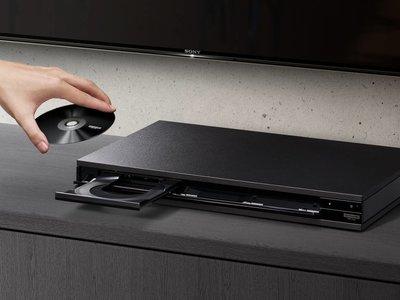 Sony se apunta por fin al formato Blu-ray UHD con su nuevo reproductor UBP-X800