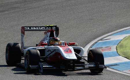 Marvin Kirchhöfer y Jann Mardenborough se estrenan como vencedores de la GP3 en Hockenheim