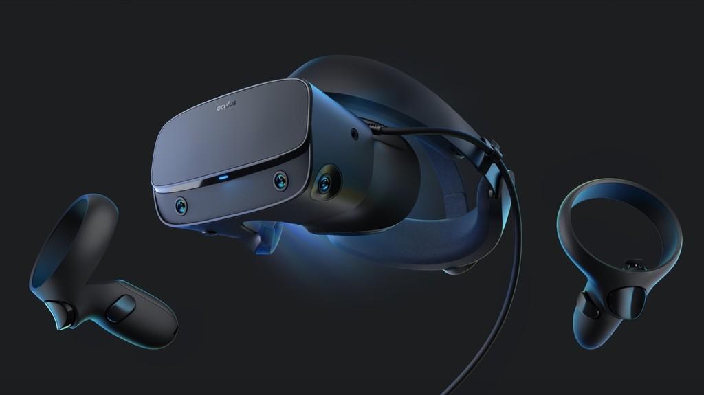 Las nuevas Oculus Rift S mejoran la tecnología de rastreo y eliminan el lío de cables para ser unas gafas VR más fáciles de utilizar
