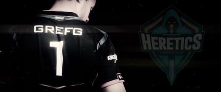 El proyecto de TheGrefg con Team Heretics enciende motores
