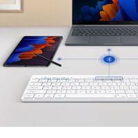 Samsung Smart Keyboard Trio 500: nuevo teclado inalámbrico con Samsung DeX para conectar móvil, tablet y ordenador a la vez