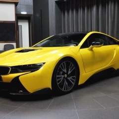 Foto 16 de 16 de la galería bmw-i8-amarillo en Motorpasión