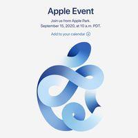 El logo de Apple de la invitación del evento esconde una curiosa sorpresa y algunas pistas