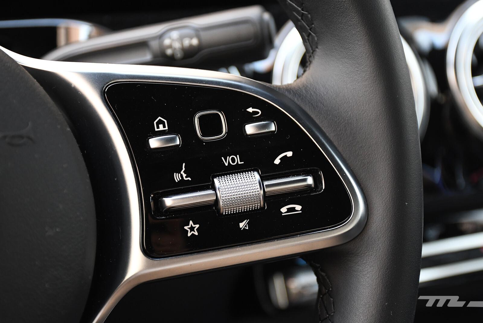 Foto de Mercedes-Benz GLA 200 (prueba) (25/30)