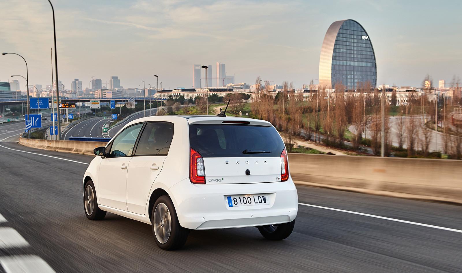 Foto de Škoda CITIGOe iV, a prueba (9/23)