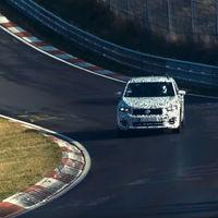 El futuro Volkswagen T-Roc R ya se pasea por Nürburgring Nordschleife en este vídeo teaser