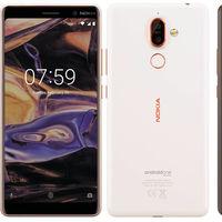 Nokia 7+: filtradas imágenes del primer Android One de la marca