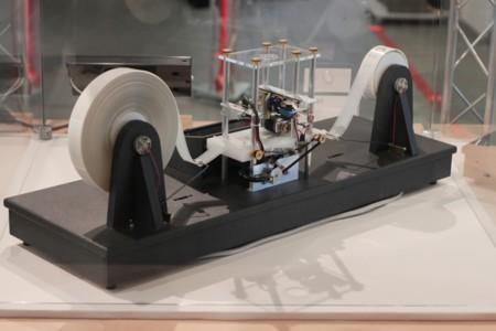 Turing Machine Model Davey 2012