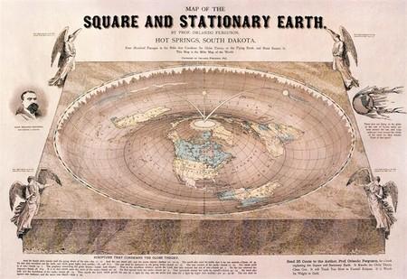 Éste es el primer congreso de gente que defiende que la Tierra es plana