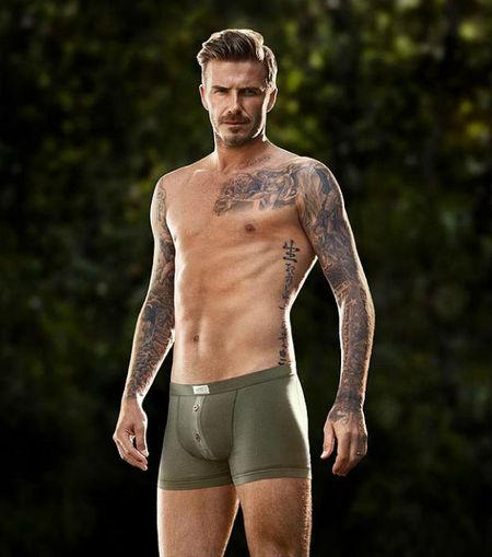 Analizamos la colección de ropa interior de David Beckham para H&M
