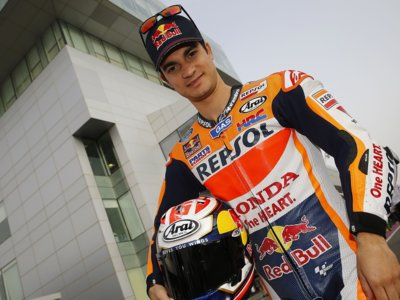 Dani Pedrosa alcanzará el domingo los 250 Grandes Premios