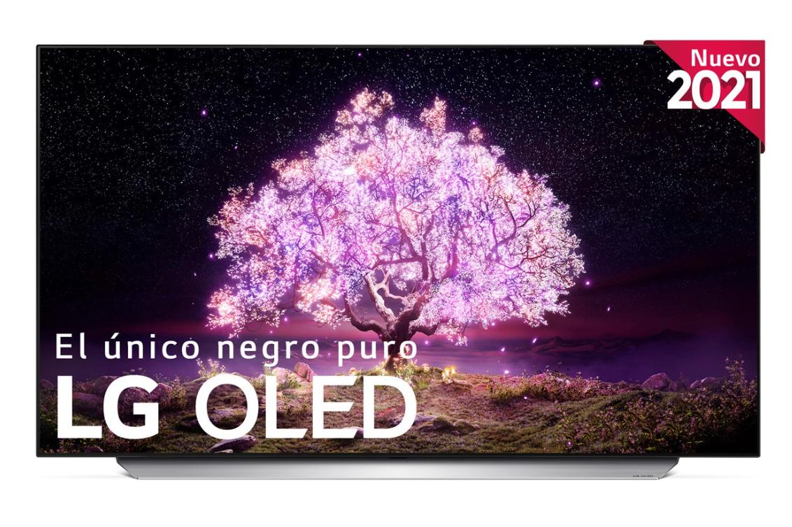 TV OLED 138,8 cm (55'') LG OLED55C16LA Smart TV, HDR Dolby Vision, 4K, Inteligencia artificial