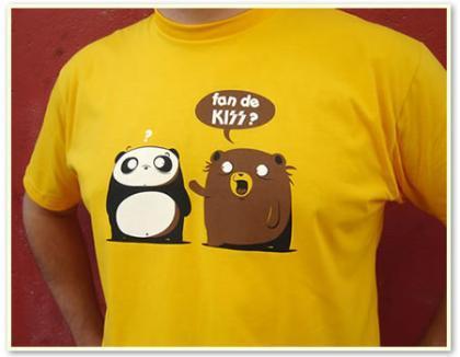 Pampling tiene nueva camiseta