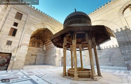 La mezquita-madrasa del Sultán Hasán