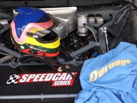 Jacques Villeneuve y Durango no se dan por vencidos
