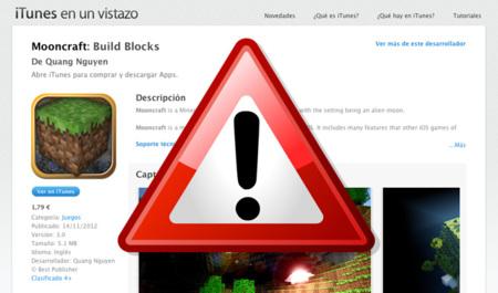 Cuidado con las estafas en la App Store