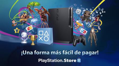 Pagar PlayStation con tarjeta